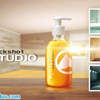 پروژه افتر افکت پکیج تبلیغات محصولات بهداشتی و تجاری – 3D Packshot Studio