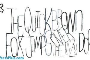 پروژه افتر افکت متن متحرک دست نوشته و نقاشی – Animated Sketch-Style