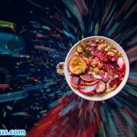 پروژه افتر افکت منو غذای رستوران – Dynamic 4K Food Menu