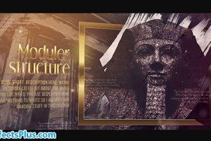 پروژه افتر افکت سفر به تاریخ – Journey to History