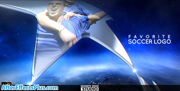 پروژه افتر افکت اینترو فوتبال - Videohive Favorite Soccer Sport Opener