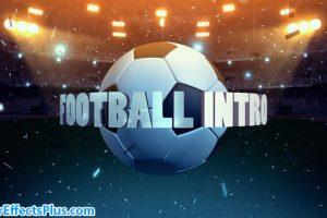 پروژه افتر افکت اینترو سه بعدی فوتبال – Videohive Football Intro