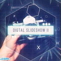 پروژه افتر افکت اسلایدشو دیجیتال چند منظوره – Digital Slideshow