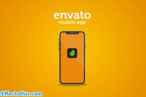 پروژه افتر افکت معرفی اپلیکیشن موبایل اندروید و آیفون – New Mobile App Presentation iOS & Android
