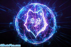 پروژه افتر افکت نمایش لوگو با انفجار بمب الکتریکی – Energy Bomb Logo