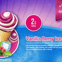 پروژه افتر افکت اینترو و تیزر تبلیغاتی بستنی فروشی – Ice Cream Menu
