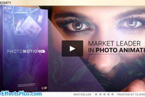 پروژه افتر افکت ابزار متحرک سازی عکس سه بعدی – Photo Motion 3D Photo Animator