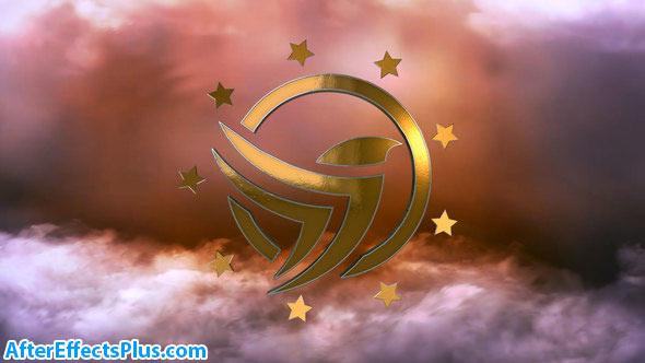 دانلود پروژه افتر افکت نمایش لوگو سه بعدی سینمایی - Cinematic 3D Logo
