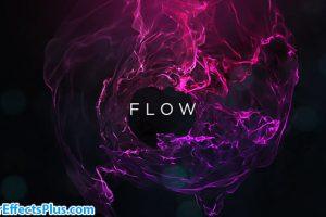 دانلود پروژه افتر افکت تیزر نمایش متن با جریان رنگ – Flow Titles