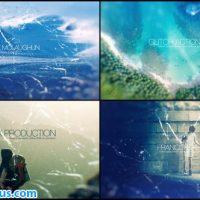 پروژه افتر افکت تریلر و اینترو اکشن با افکت پارازیت – Glitch Action Trailer
