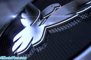 دانلود پروژه افتر افکت نمایش لوگو فلزی سه بعدی – Metallic 3D Logo Reveal