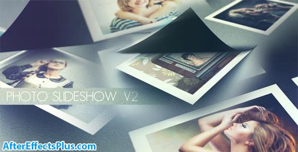 پروژه افتر افکت اسلایدشو عکس با کنده شدن کاغذ - Peeling Slideshow