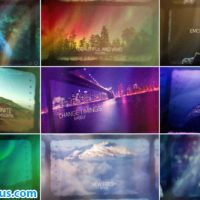 پروژه افتر افکت اسلایدشو چند منظوره رمانتیک – Stillness Atmospheric Inspirational Slideshow