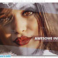 پروژه افتر افکت اسلایدشو جوهری زیبا – Awesome Inks Slideshow
