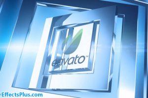 پروژه افتر افکت نمایش لوگو فلزی چند منظوره – Corporate Chrome Logo