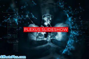 پروژه افتر افکت اسلایدشو تکنولوژی با افکت پلکسوس – Technology Plexus Slideshow