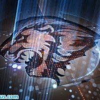 پروژه افتر افکت نمایش لوگو با اشعه نور – Light Rays Logo