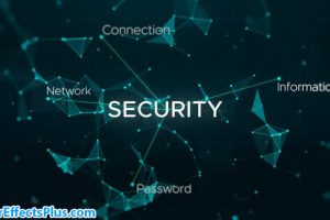پروژه افتر افکت اینترو سایبری و تکنولوژی – Cyber Hi-tech Connection