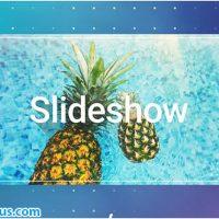 پروژه افتر افکت اسلایدشو درخشان – Bright Slideshow